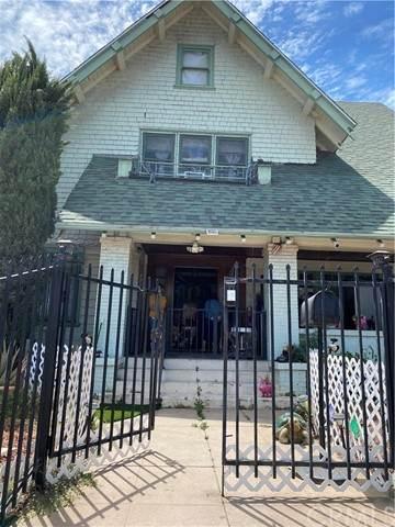 1841 Cimarron Street, Los Angeles (City), CA 90019 (#DW21126784) :: The DeBonis Team