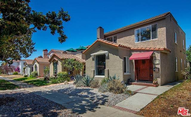 1471 S Crescent Heights Boulevard, Los Angeles (City), CA 90035 (#21747758) :: Necol Realty Group