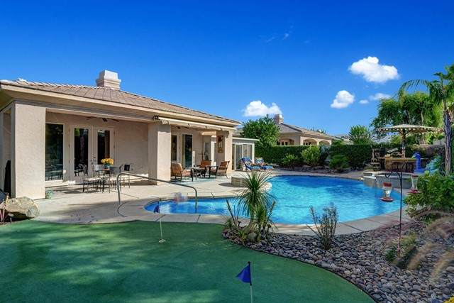 19 Orleans Road, Rancho Mirage, CA 92270 (#219063410PS) :: Berkshire Hathaway HomeServices California Properties