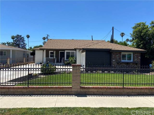 7113 Claire Avenue, Reseda, CA 91335 (#SR21126038) :: Zember Realty Group