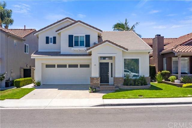 11 Maple Drive, Aliso Viejo, CA 92656 (#OC21126402) :: The Miller Group