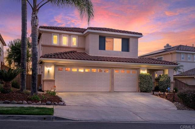 11990 Oakview Way, San Diego, CA 92128 (#PTP2104098) :: Berkshire Hathaway HomeServices California Properties