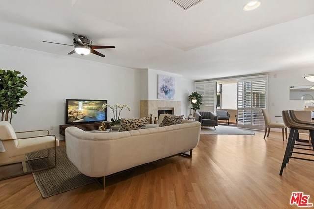 725 S Barrington Avenue #209, Los Angeles (City), CA 90049 (#21747838) :: Legacy 15 Real Estate Brokers