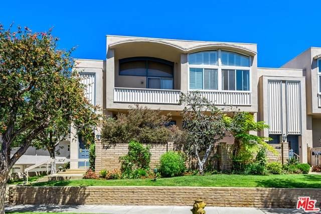13229 Fiji Way K, Marina Del Rey, CA 90292 (#21745240) :: Powerhouse Real Estate