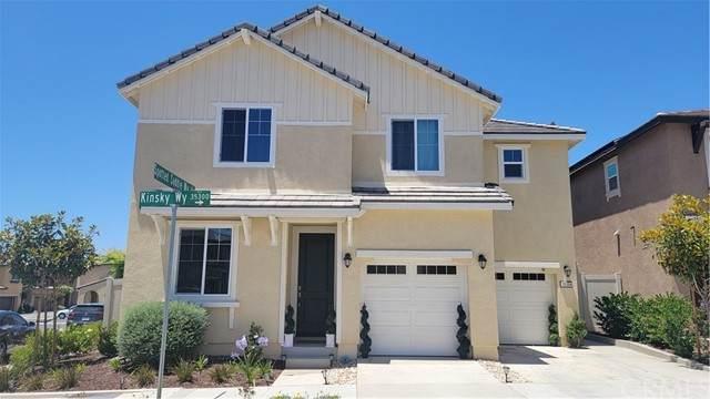 35304 Kinsky Way, Fallbrook, CA 92028 (#SW21126967) :: Powerhouse Real Estate