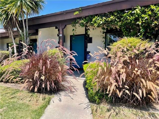 2011 W Katella Avenue #46, Anaheim, CA 92804 (#SB21127121) :: Zember Realty Group