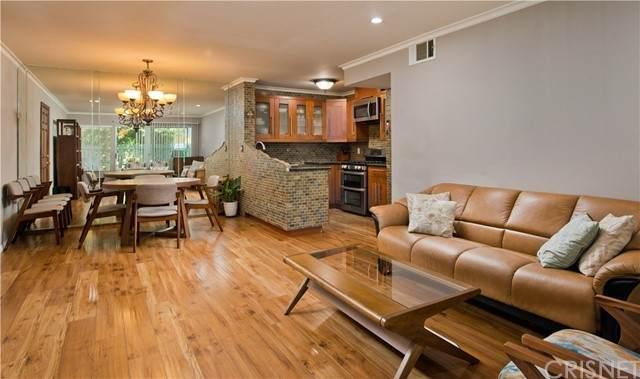 5700 Etiwanda Avenue #173, Tarzana, CA 91356 (#SR21125945) :: Zember Realty Group