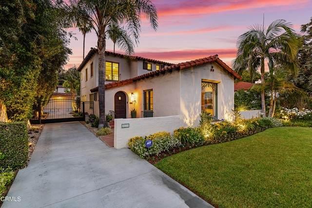 2277 Lambert Drive, Pasadena, CA 91107 (#P1-5183) :: Wahba Group Real Estate | Keller Williams Irvine