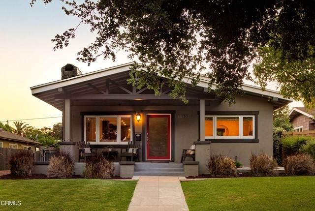 1133 N Michigan Avenue, Pasadena, CA 91104 (#P1-5173) :: Wahba Group Real Estate | Keller Williams Irvine