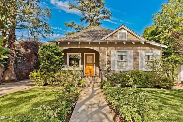 656 S Oak Knoll Avenue, Pasadena, CA 91106 (#P1-5179) :: Wahba Group Real Estate | Keller Williams Irvine