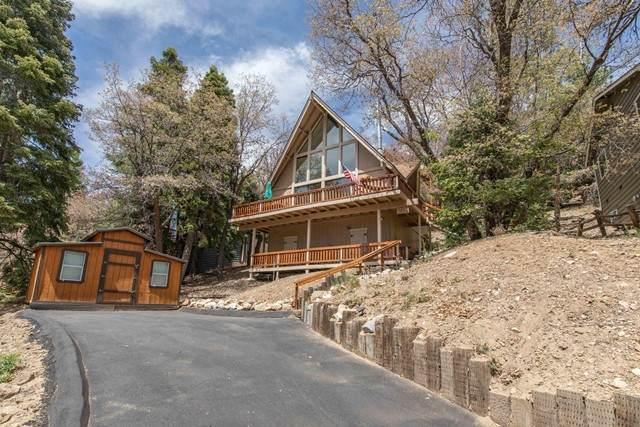 43390 Bow Canyon Road, Big Bear, CA 92315 (#219063424PS) :: The Marelly Group | Sentry Residential