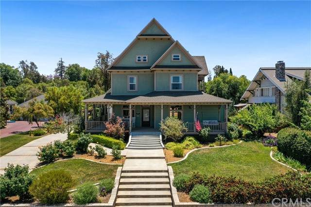 1121 W Clifton Avenue, Redlands, CA 92373 (#IV21125790) :: The Marelly Group | Sentry Residential