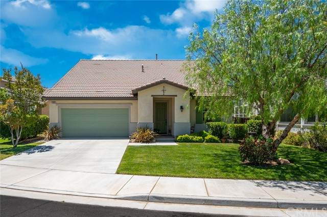 1489 Bedford Court, Beaumont, CA 92223 (#EV21127084) :: The Marelly Group | Sentry Residential