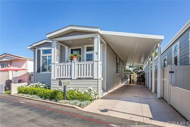 6550 Ponto Dr #58, Carlsbad, CA 92011 (#SW21127254) :: eXp Realty of California Inc.