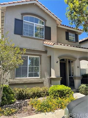 36 Paseo Brezo, Rancho Santa Margarita, CA 92688 (#OC21127287) :: Legacy 15 Real Estate Brokers