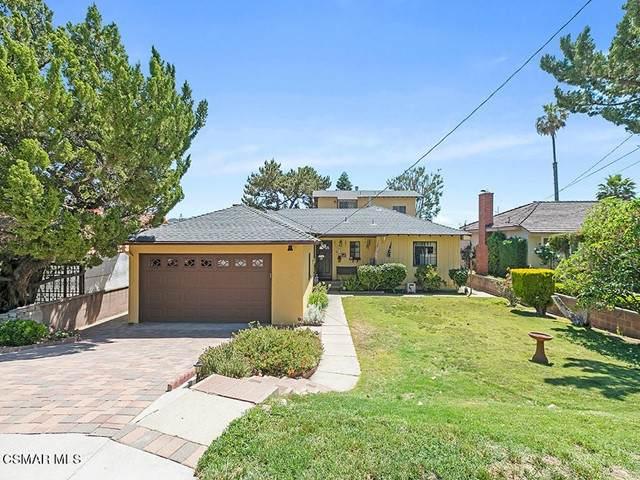3914 Santa Carlotta Street, La Crescenta, CA 91214 (#221003191) :: Twiss Realty