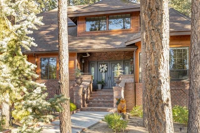 42383 Heavenly Valley Road, Big Bear, CA 92315 (#219063438PS) :: Wahba Group Real Estate   Keller Williams Irvine