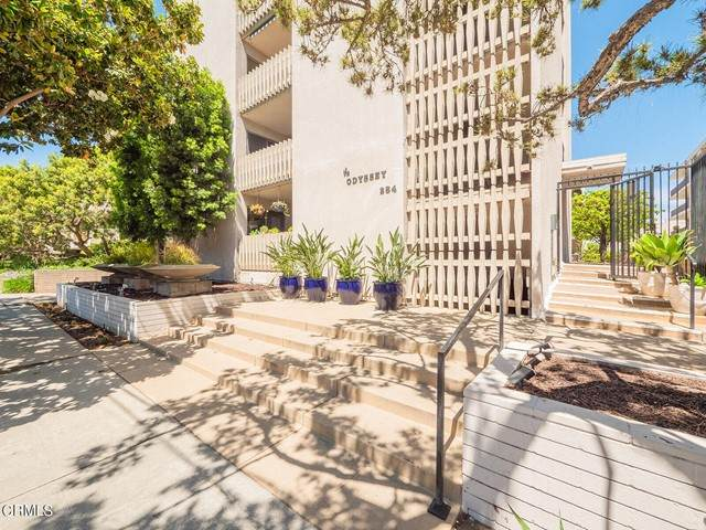 284 S Madison Ave. #401, Pasadena, CA 91101 (#P1-5189) :: Wahba Group Real Estate | Keller Williams Irvine
