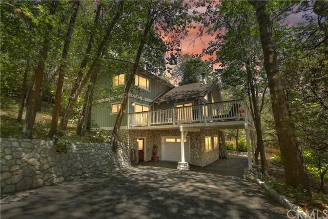 28805 North Shore Road, Lake Arrowhead, CA 92352 (#EV21127314) :: Wahba Group Real Estate | Keller Williams Irvine