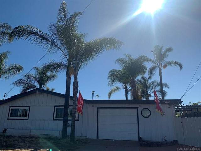326 Yacon St, Vista, CA 92083 (#210016253) :: Wahba Group Real Estate | Keller Williams Irvine