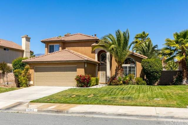 25962 Emmanuel Lane, Hemet, CA 92544 (#SW21127339) :: Wahba Group Real Estate   Keller Williams Irvine