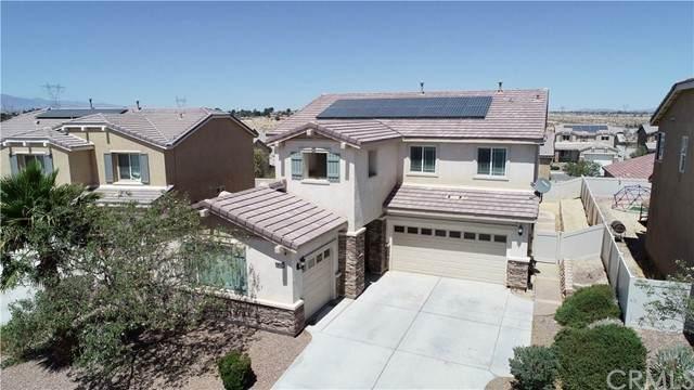 16722 Desert Willow Street, Victorville, CA 92394 (#IG21127301) :: Wahba Group Real Estate   Keller Williams Irvine