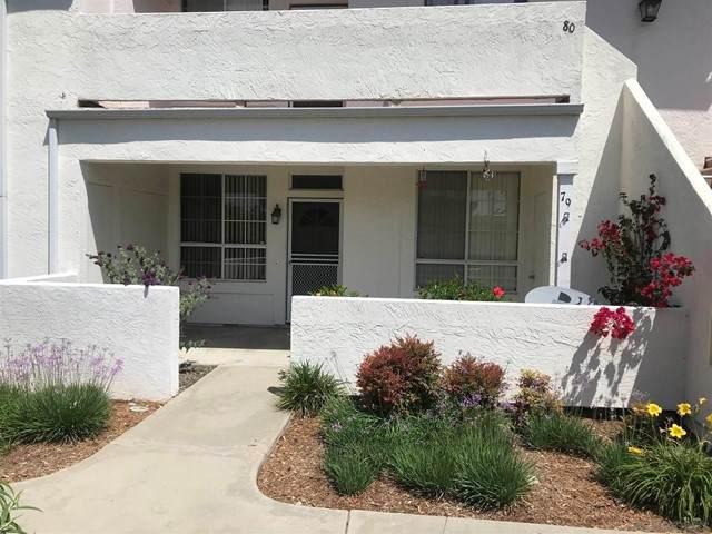 11515 Caminito La Bar #79, Mira Mesa, CA 92126 (#210016258) :: Wahba Group Real Estate   Keller Williams Irvine