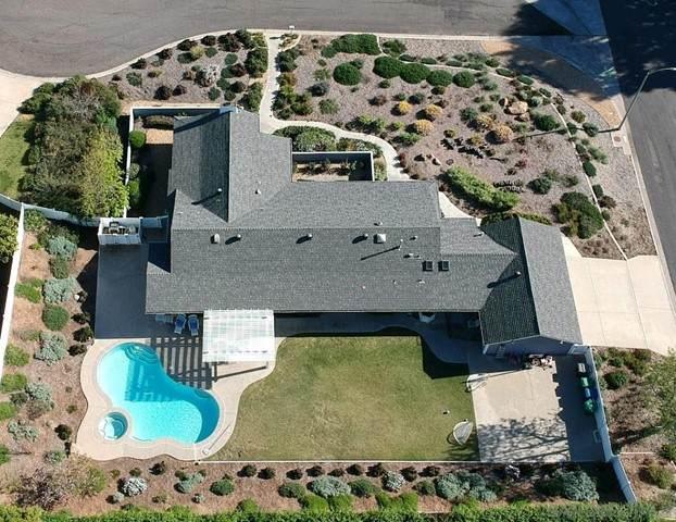 2027 Granite Hills Dr., El Cajon, CA 92019 (#210016257) :: Powerhouse Real Estate