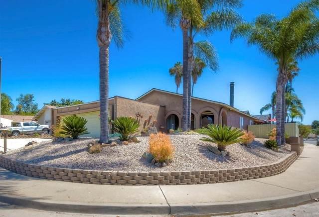 571 Glenheather Drive, San Marcos, CA 92069 (#NDP2106774) :: Wahba Group Real Estate | Keller Williams Irvine