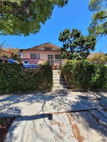 1124 Euclid Avenue, Los Angeles (City), CA 90023 (#WS21126535) :: Wahba Group Real Estate | Keller Williams Irvine