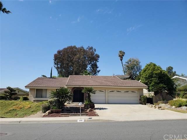 648 Golden Prados Drive, Diamond Bar, CA 91765 (#TR21111900) :: Berkshire Hathaway HomeServices California Properties