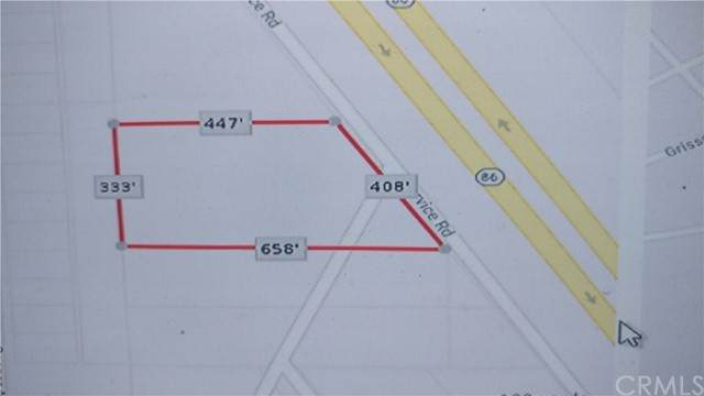 0 Service Rd., Salton City, CA 92274 (#EV21127418) :: Swack Real Estate Group   Keller Williams Realty Central Coast