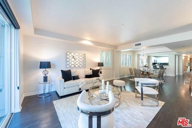 11932 Goshen Avenue #201, Los Angeles (City), CA 90049 (#21748190) :: Legacy 15 Real Estate Brokers