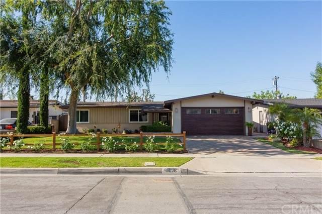 3028 Treefern Drive, Duarte, CA 91010 (#CV21127476) :: Zember Realty Group