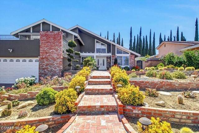 12211 Darby Avenue, Porter Ranch, CA 91326 (#221003197) :: Zember Realty Group