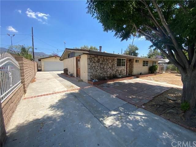 13100 Fellows Avenue, Sylmar, CA 91342 (#OC21127490) :: Powerhouse Real Estate