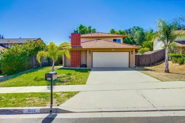 1118 Gaucho Pl, Escondido, CA 92029 (#210016293) :: Wahba Group Real Estate   Keller Williams Irvine