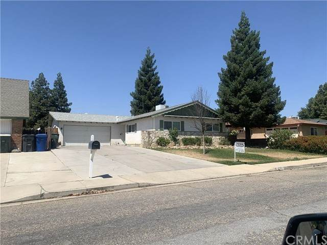 4301 Knoll Drive, Bakersfield, CA 93308 (#OC21127574) :: The Marelly Group | Sentry Residential