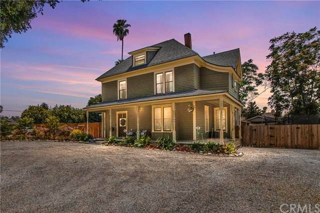 528 Roosevelt Road, Redlands, CA 92374 (#EV21126949) :: The Marelly Group | Sentry Residential