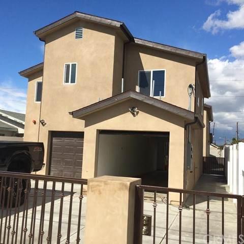 4819 W 112th Street, Lennox, CA 90304 (#SB21127594) :: Powerhouse Real Estate