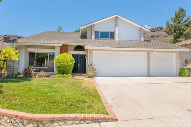 493 Raindance Street, Thousand Oaks, CA 91360 (#221003201) :: The Ashley Cooper Team