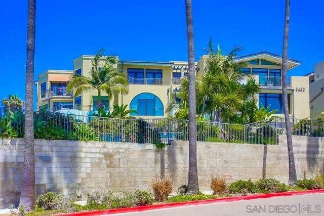 5450 La Jolla Blvd D101, La Jolla, CA 92037 (#210016297) :: A|G Amaya Group Real Estate