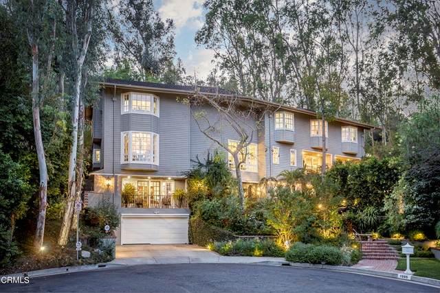 1505 El Mirador Drive, Pasadena, CA 91103 (#P1-5203) :: Zember Realty Group