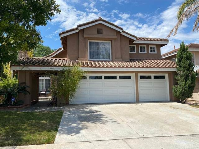1524 Dominguez Ranch Road, Corona, CA 92882 (#PW21113955) :: The Marelly Group | Sentry Residential