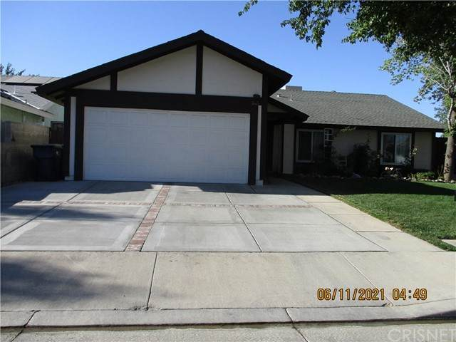 345 E Avenue J7, Lancaster, CA 93535 (#SR21127654) :: The Marelly Group | Sentry Residential