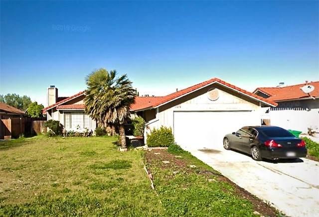 13673 Rockcrest Drive, Moreno Valley, CA 92553 (#OC21124673) :: Wahba Group Real Estate | Keller Williams Irvine