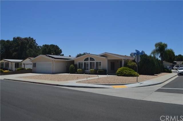 2525 Apple Tree Street, Hemet, CA 92545 (#SW21127653) :: Doherty Real Estate Group