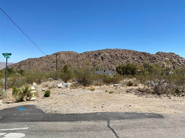 0 Topaz Road, Lucerne Valley, CA 92356 (#536174) :: The Ashley Cooper Team