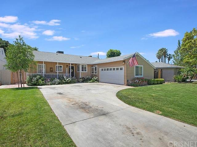 7107 Oakdale Avenue, Winnetka, CA 91306 (#SR21127721) :: The Ashley Cooper Team