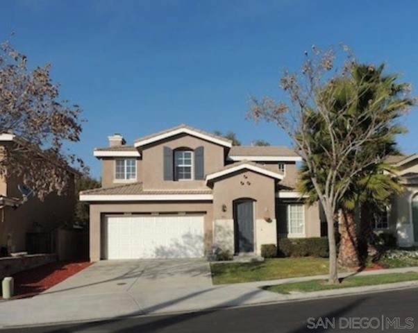 1051 Forest Hill Place, Chula Vista, CA 91913 (#210016321) :: Wahba Group Real Estate | Keller Williams Irvine